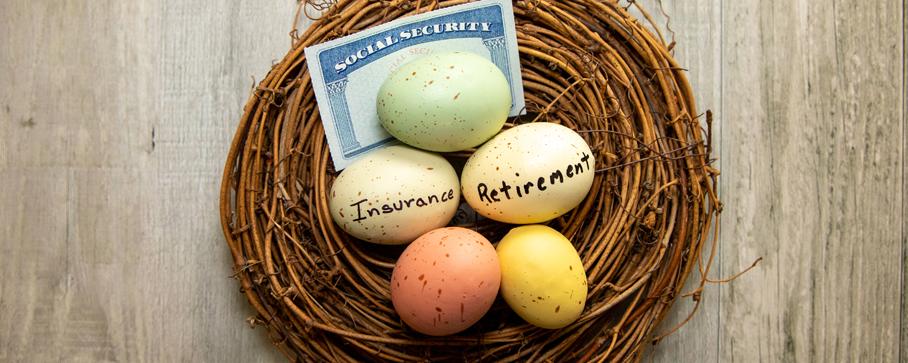 nest eggs social security